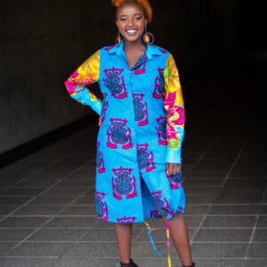 Ngolè_Shirt_dress_1